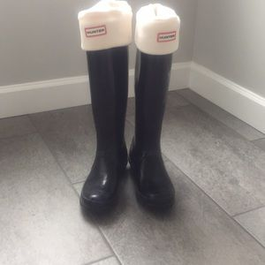 Women's Hunter Original Tall boot With liners
